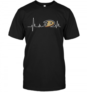 Anaheim Ducks Heartbeat