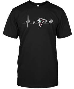 Atlanta Falcons Heartbeat