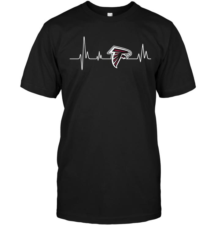 Atlanta Falcons Heartbeat