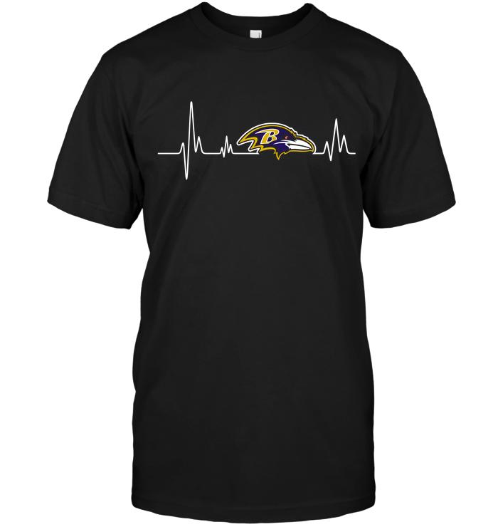 Baltimore Ravens Heartbeat