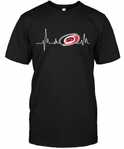 Carolina Hurricanes Heartbeat