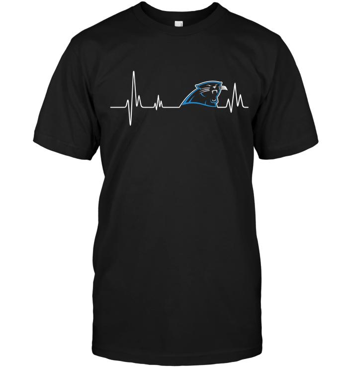 Carolina Panthers Heartbeat