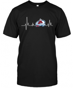 Colorado Avalanche Heartbeat