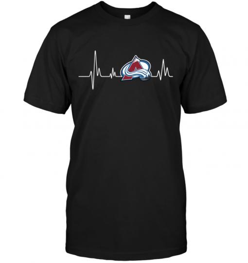 Colorado Avalanche Heartbeat