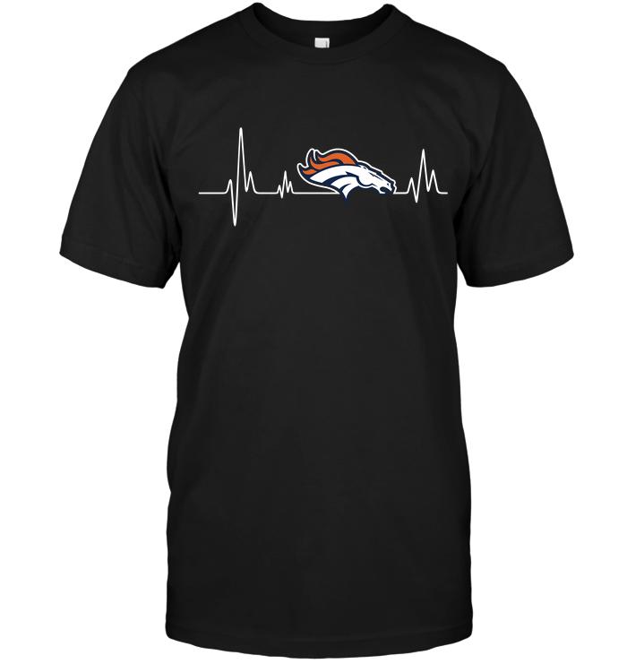 Denver Broncos Heartbeat