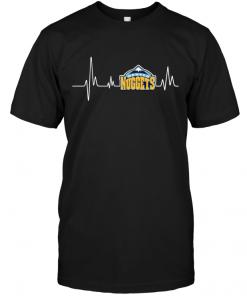 Denver Nuggets Heartbeat