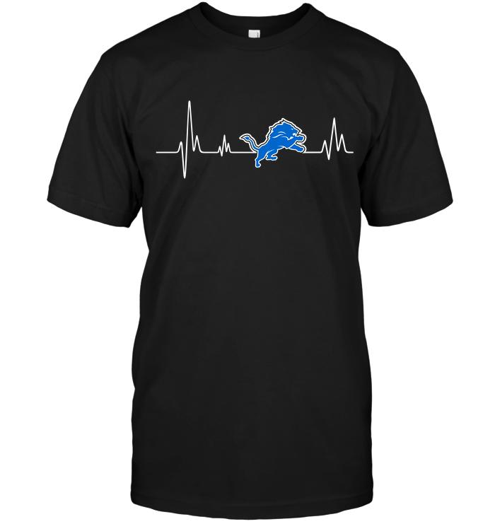 Detroit Lions Heartbeat