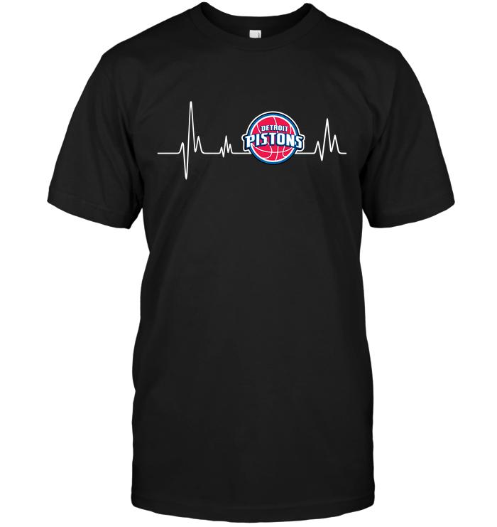 Detroit Pistons Heartbeat