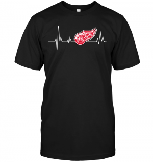 Detroit Red Wings Heartbeat