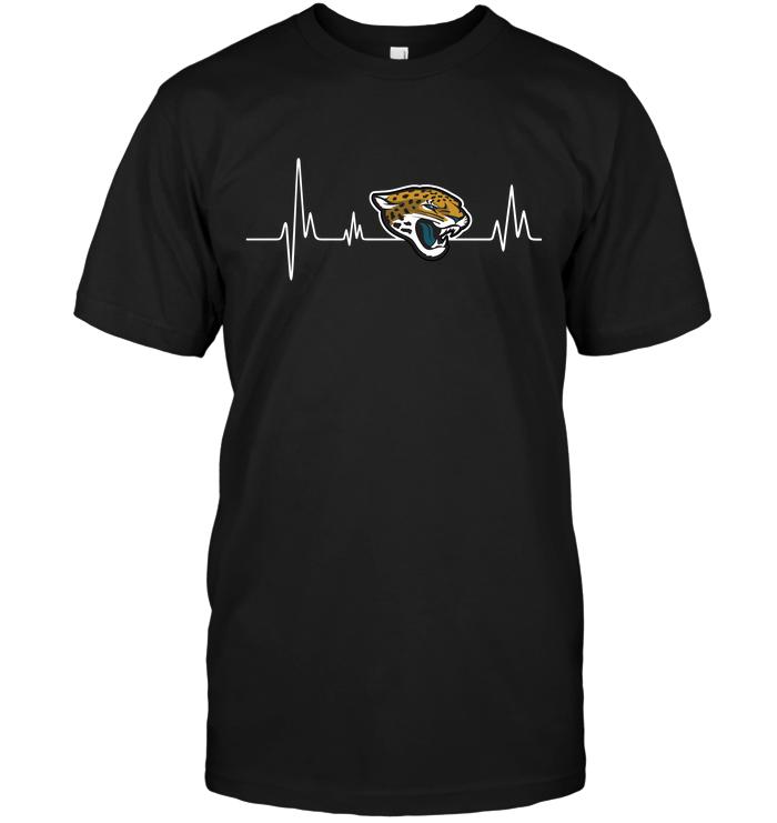Jacksonville Jaguars Heartbeat