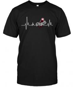 Los Angeles Dodgers Heartbeat