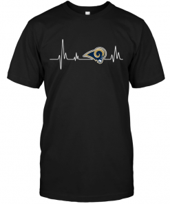 Los Angeles Rams Heartbeat