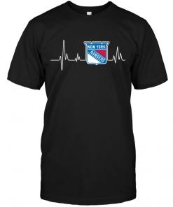 New York Rangers Heartbeat