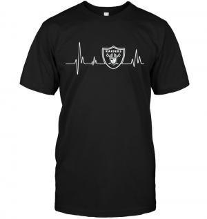 Oakland Raiders Heartbeat