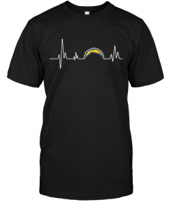 San Diego Chargers Heartbeat