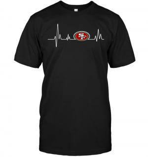 San Francisco 49erss Heartbeat