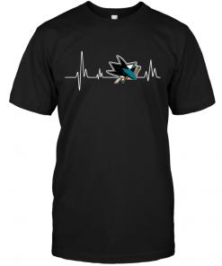 San Jose Sharks Heartbeat