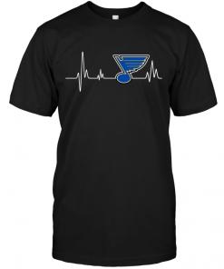 St. Louis Blues Heartbeat