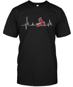 St. Louis Cardinals Heartbeat