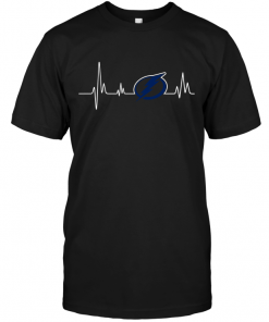 Tampa Bay Lightning Heartbeat