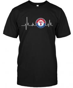 Texas Rangers Heartbeat