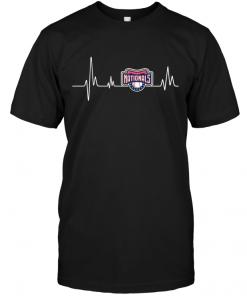 Washington Nationals Heartbeat