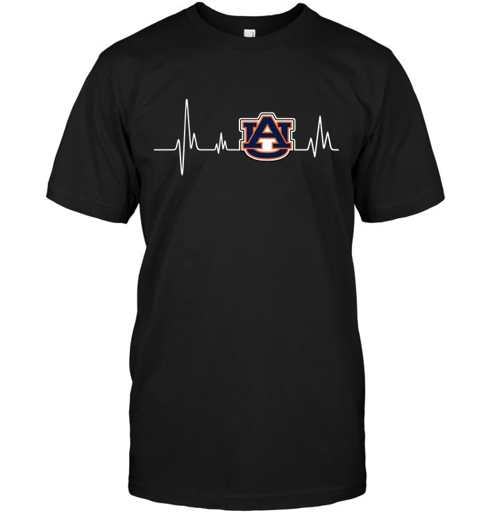 Auburn Tigers Heartbeat