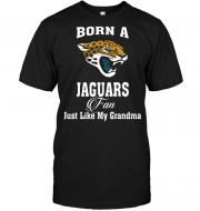 Born A Jaguars Fan Just Like My Grandma