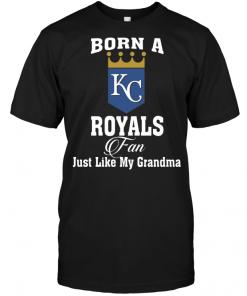 Born A Royals Fan Just Like My Grandma