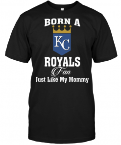 Born A Royals Fan Just Like My Mommy