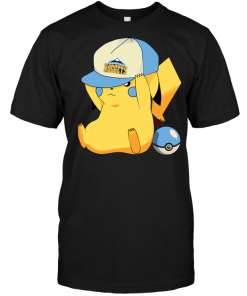 Denver Nuggets Pikachu Pokemon