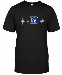 Duke Blue Devils Heartbeat