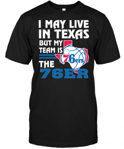I May Live In Texas But My Team Is The 79er