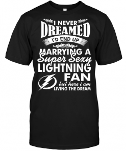 I Never Dreamed I'D End Up Marrying A Super Sexy Lightning Fan