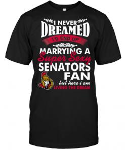 I Never Dreamed I'D End Up Marrying A Super Sexy Senators Fan