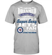 I Never Dreamed I'D End Up Marrying A Super Sexy Winnipeg Jets Fan