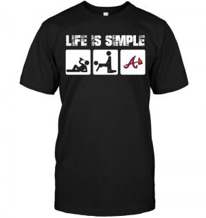 Atlanta Braves: Life Is Simple