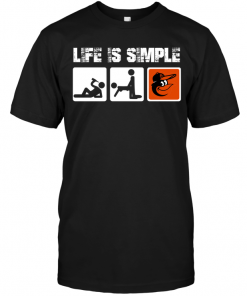 Baltimore Orioles: Life Is Simple