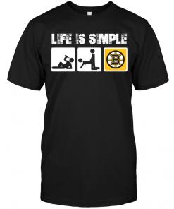 Boston Bruins: Life Is SimpleBoston Bruins: Life Is Simple