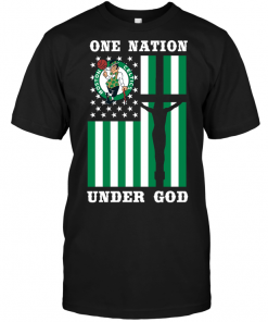 Boston Celtics - One Nation Under God