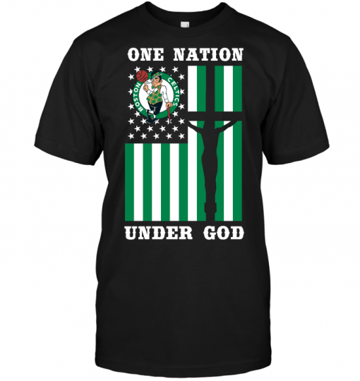 Boston Celtics - One Nation Under God