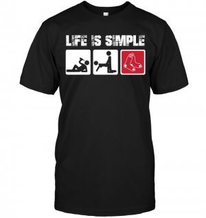 Boston Red Sox: Life Is SimpleBoston Red Sox: Life Is Simple