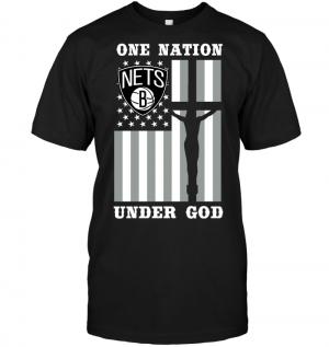 Brooklyn Nets - One Nation Under God