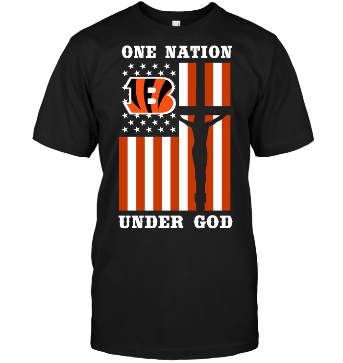Cincinnati Bengals - One Nation Under God