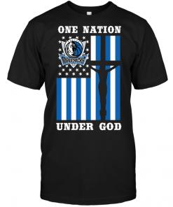 Dallas Mavericks - One Nation Under God