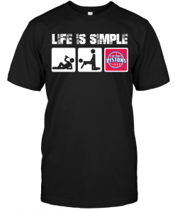 Detroit Pistons: Life Is Simple