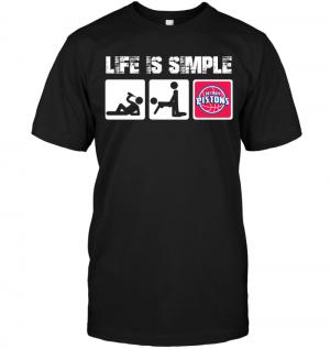 Detroit Pistons: Life Is Simple