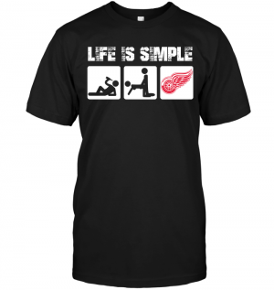 Detroit Red Wings: Life Is Simple