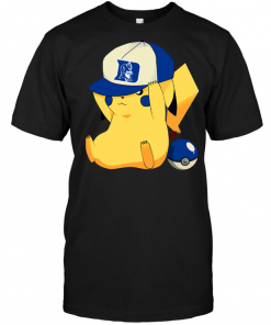 Duke Blue Devils Pikachu Pokemon