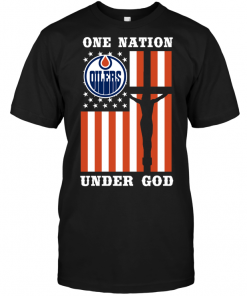 Edmonton Oilers - One Nation Under GodEdmonton Oilers - One Nation Under God